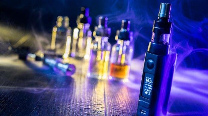 El aerosol de los cigarrillos electrónicos provoca daños en el pulmón como neumonías y lesiones similares al enfisema