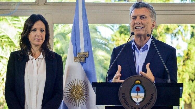 La ministra de Desarrollo Social, Carolina Stanley, es una de las candidatas