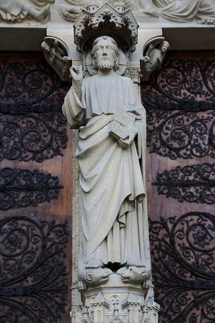 """""""El Bellos Dios"""", de Adolphe-Victor Geoffroy-Dechaume"""