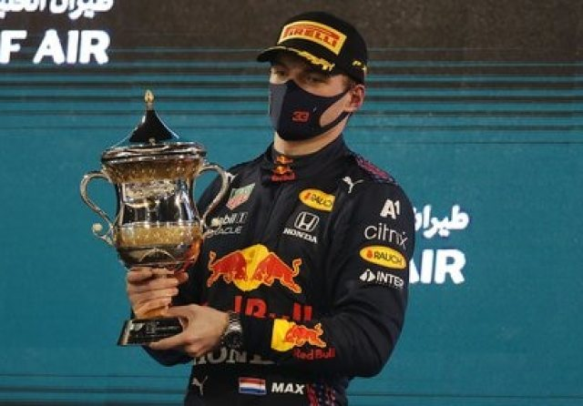 Max Verstappen es el gran rival de Hamilton en la F1 y podría terminar con su hegemonía (REUTERS/Lars Baron).