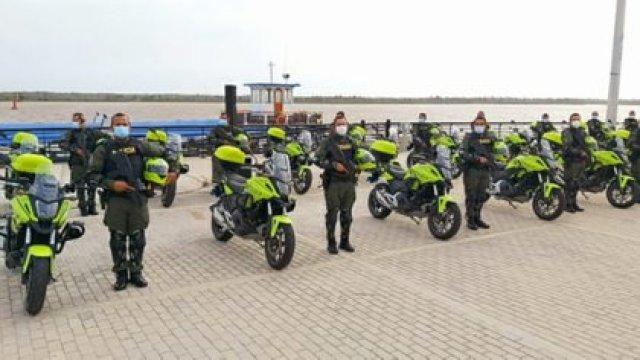 La Policía Metropolitana de Barranquilla publicó los carteles de los 85 delincuentes más peligrosos de la capital del Atlántico. Vía: Colprensa