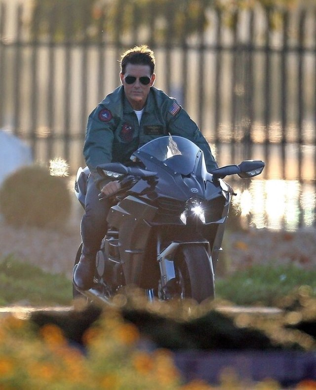 """Tom Cruise vuelve en """"Top Gun: Maverick"""" tras 32 años del estreno de la película (Grosby Group)"""