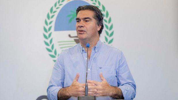 Jorge Capitanich manifestó que Chaco se encuentra en Fase 4 de la pandemia pero deberá seguir al menos dos meses más de aislamiento