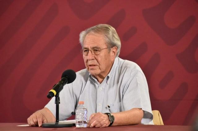 Jorge Alcocer Varela insistió en el llamado a personal médico para unirse a la convocatoria (Foto: Secretaría de Salud)