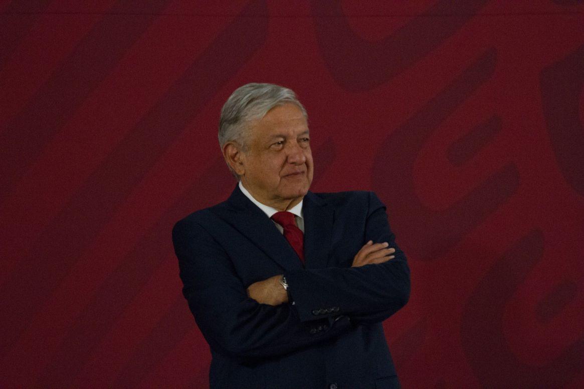 El presidente López Obrador aseguró que su propuesta sólo busca la aprobación de la ciudadanía (Foto: Cuartoscuro)