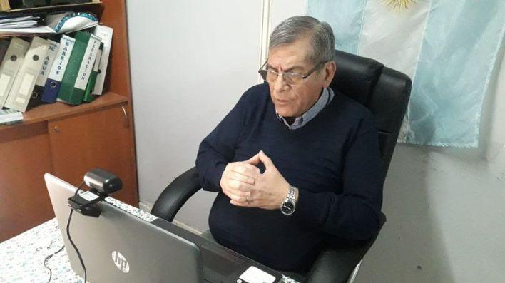 Juan Carlos Alderete CCC