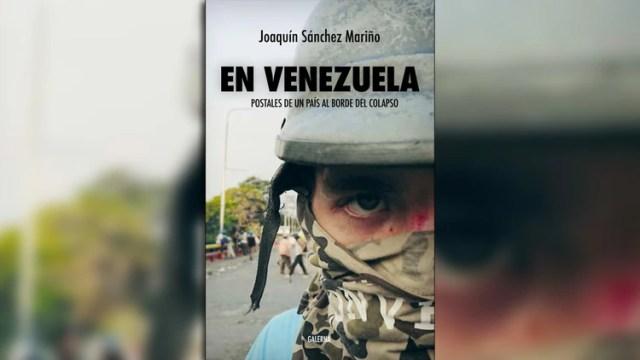 En Venezuela, el libro de Joaquín Sánchez Mariño