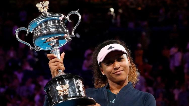 (Reuters) Naomi Osaka es la número uno del tenis mundial femenino