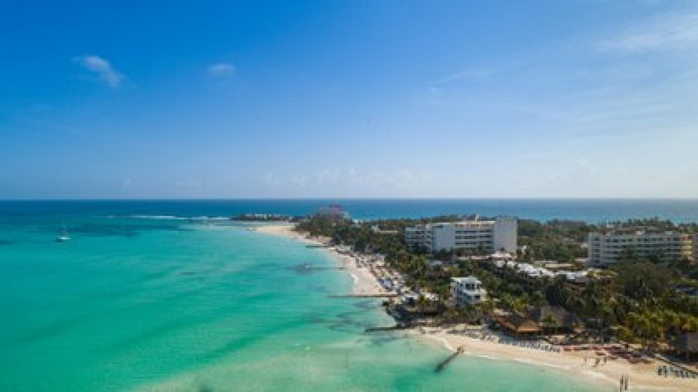 Playa Norte en Isla Mujeres (Foto: Wiki Commons)