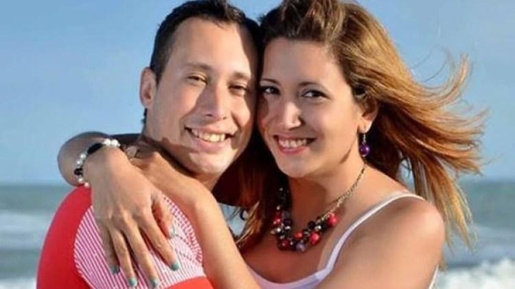 Germán e Itatí se habían casado en 2014