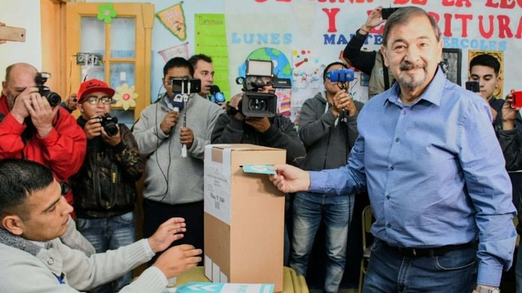 Miguel Isa, uno de los candidatos que compitió en el Frente de Todos