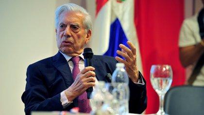 El escritor peruano Mario Vargas Llosa (EFE/Diego Pérez Cabeza)