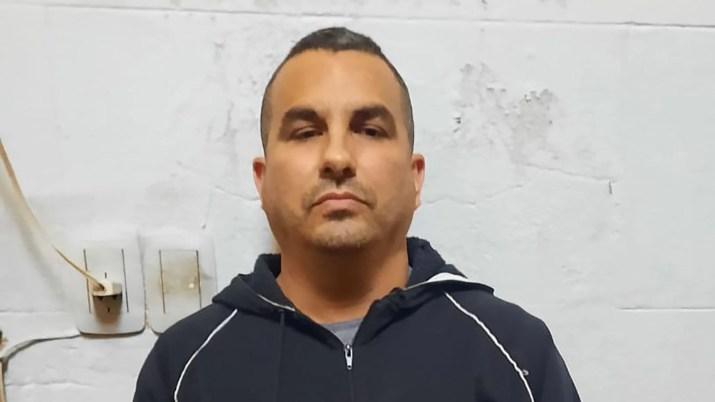 Fabian Tablado detención