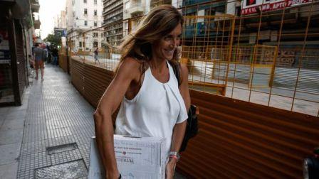 Carolina Cristinziano será designada en una subcomisión de la FIFA (Agustín Marcarian)