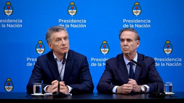 En el lavagnismo apuntan a robarle votos a la fórmula que integran Macri y Pichetto (Gustavo Gavotti)