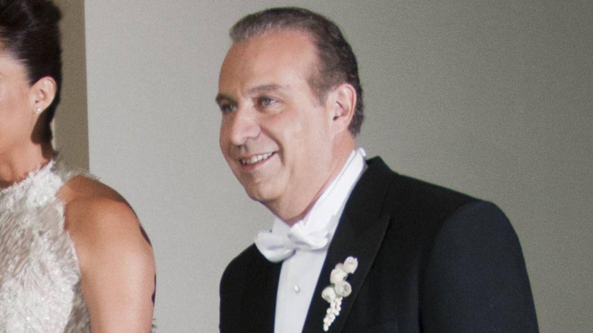 Juan Collado se ha comunicado con sus hijos en al menos siete ocasiones (Foto: Cuartoscuro)