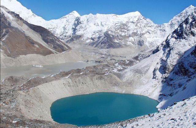 Los glaciares se derriten a un ritmo preocupante