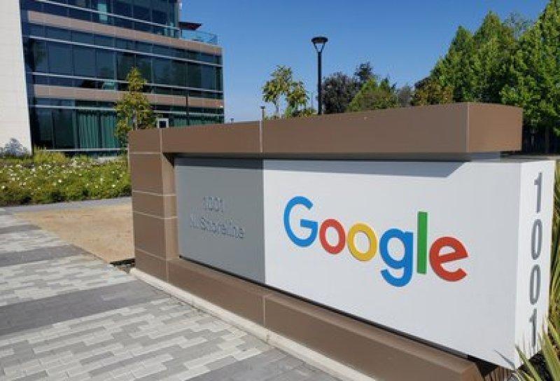 Foto de la sede de Google en California. Foto: REUTERS/Dave Paresh