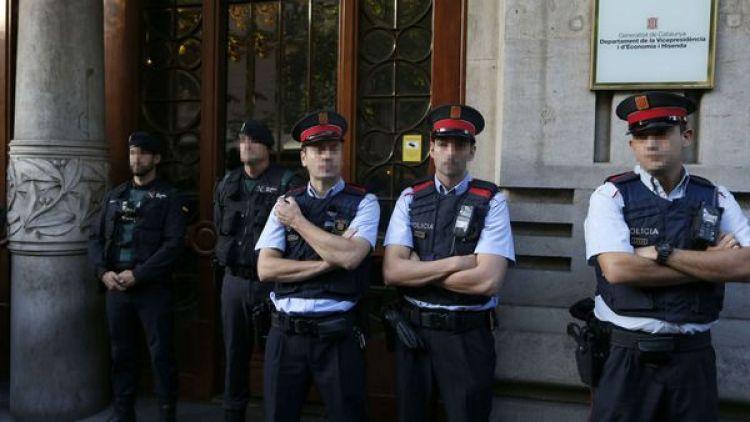 Los Mossos d'Esquadra, policía catalana