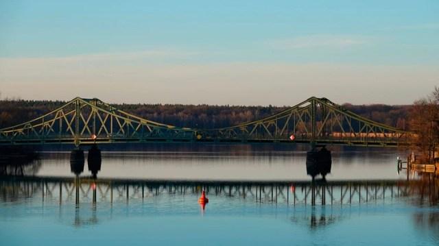 """Alexander von Humboldt consideró que la vista desde el puente de Glienicke es """"una de las más bellas del mundo"""" (Shutterstock)"""