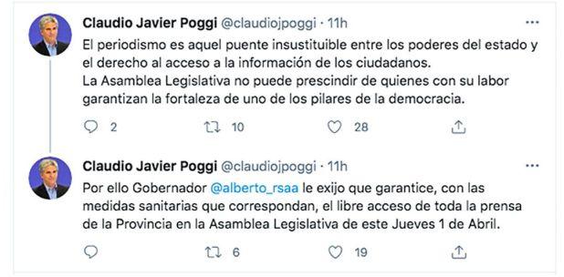 Rodriguez Saa Asamblea Legislativa