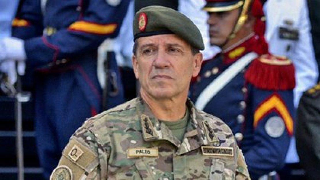El sumario (legajo disciplinario) firmado por el auditor militar, está fechado el 16 de septiembre de 2020 y está dirigido al jefe del Estado Mayor Conjunto de las Fuerzas Armadas, el general de brigada Juan Martín Paleo. (Wikipedia: Guidogranitto)