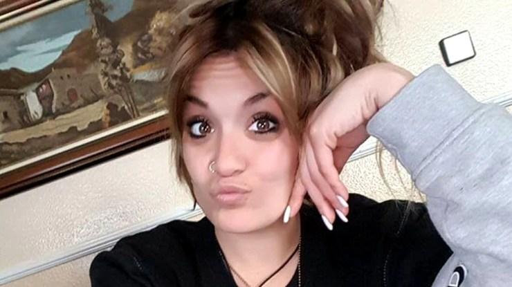 Marta Calvo, la víctima de 25 años (Facebook)