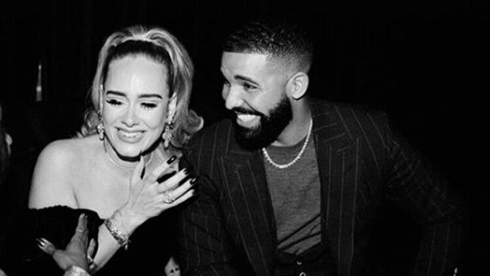 Adele mostró su increíble pérdida de peso en la fiesta de cumpleaños de Drake en octubre pasado, solo semanas después de su separación del empresario neoyorquino Simon Konecki