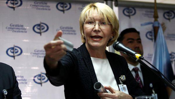 Luisa Ortega es la figura del chavismo más influyente que le dio la espalda a Maduro (Reuters)