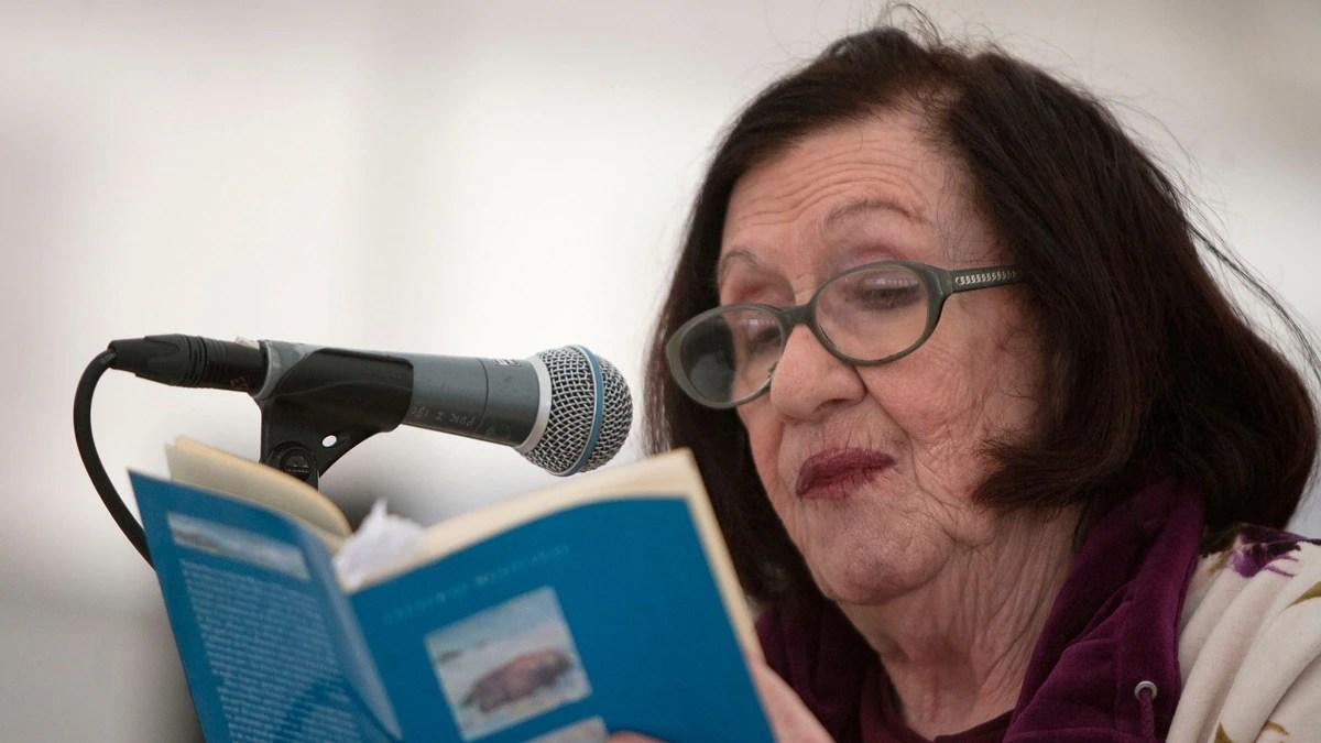 Murió la poeta y periodista mexicana Thelma Nava