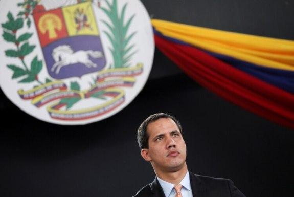 Pompeo se reunirá con Guaidó durante su visita a Bogotá