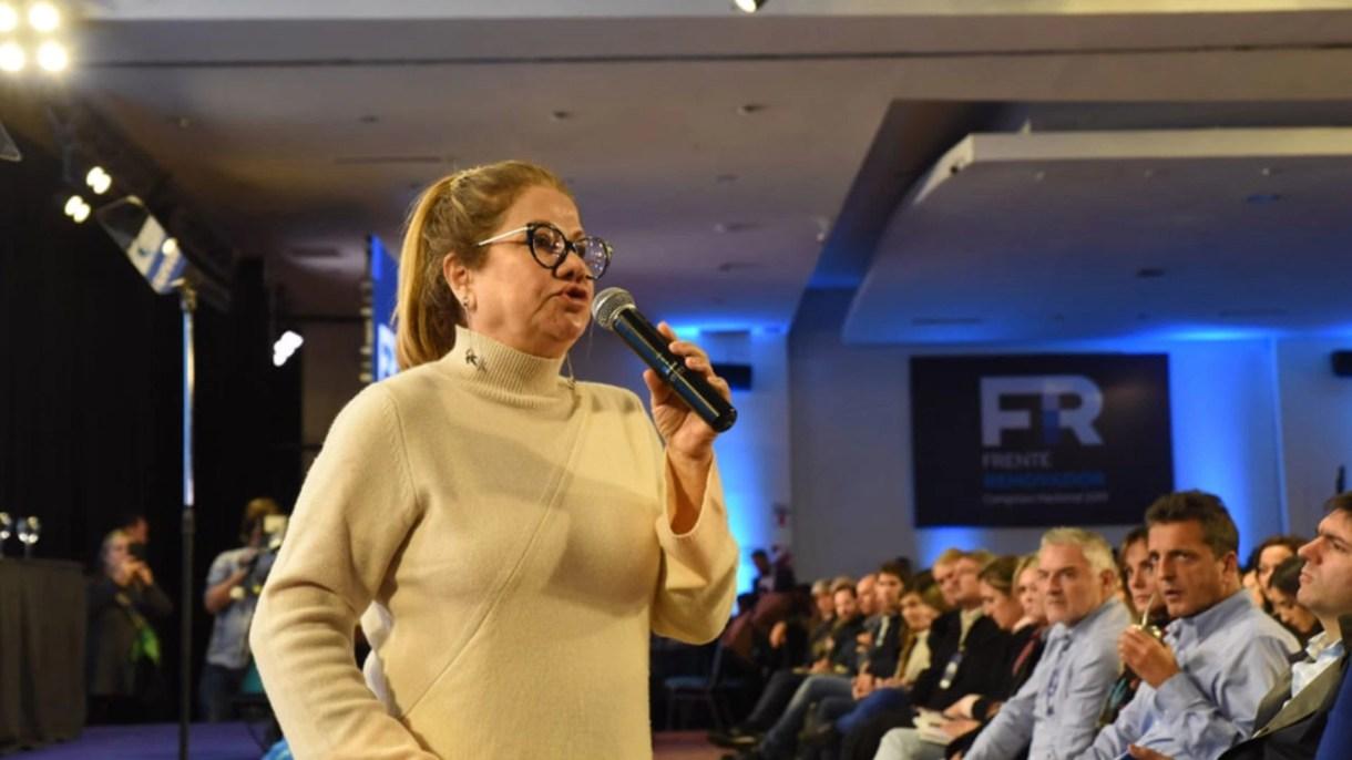 La diputada nacional Graciela Camaño (Franco Fafasuli)