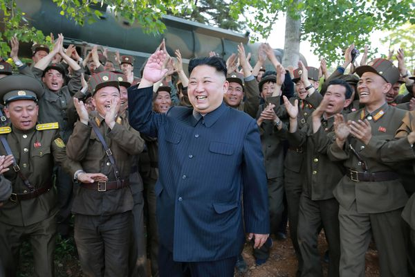 El líder supremo de la dictadura de Corea del Norte, Kim Jong-un (Reuters).