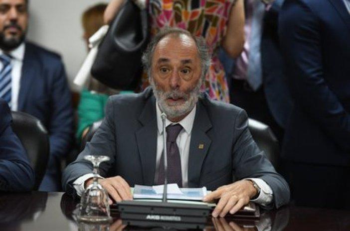 El diputado del PRO y consejero Pablo Tonelli cuestiona cubrir en una primera etapa con jueces subrogantes los nuevos Juzgados a crearse (Maximiliano Luna)