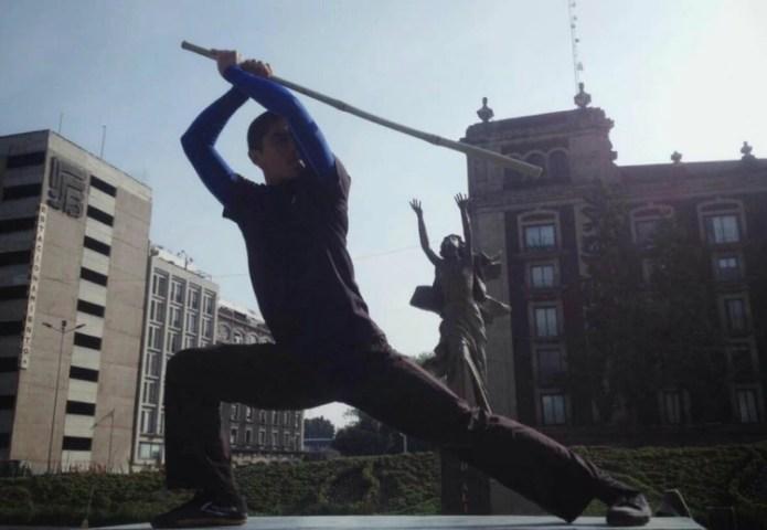 Guerrero practica artes marciales desde hace años (Instagram)