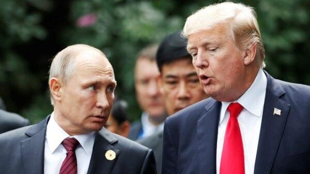 Vladimir Putin niega las acusaciones de una interferencia rusa en las elecciones de EEUU a favor de Donald Trump