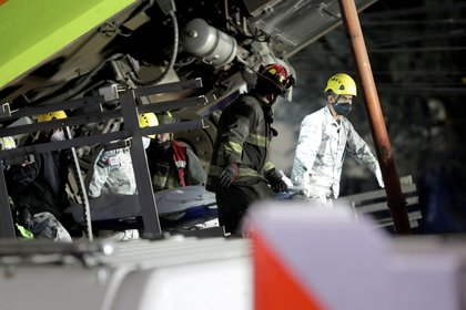 Labores de rescate en Ciudad de México. REUTERS/Henry Romero