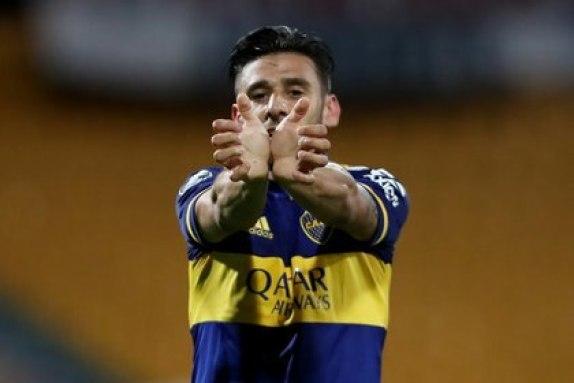 La increíble racha goleadora del Toto Salvio, la llave del triunfo de Boca  en 2020 - Infobae