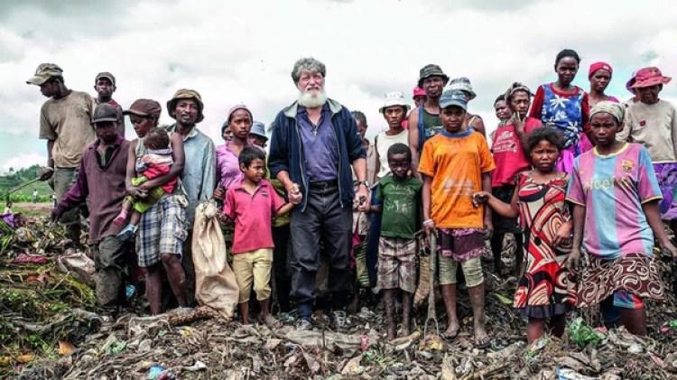 Nació en San Martín, Buenos Aires: hoy vive su historia en Akamasoa, Madagascar