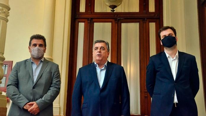 Ritondo, Negri, López