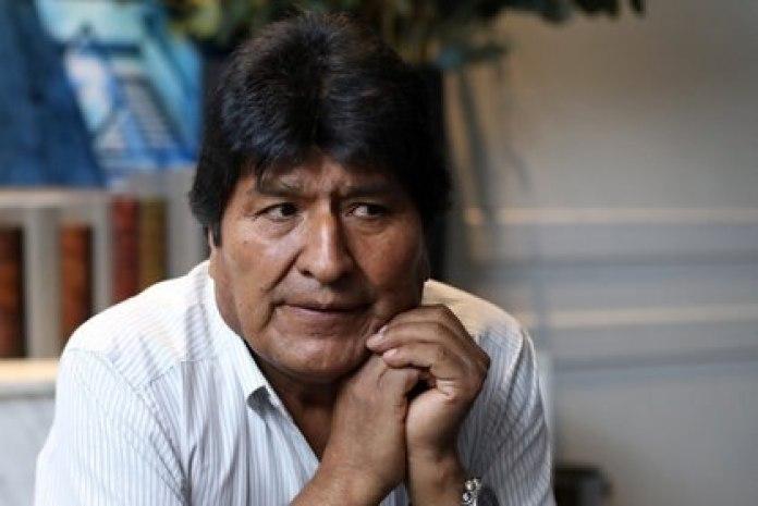 El expresidente de Bolivia, Evo Morales (EL UNIVERSAL / ZUMA PRESS)