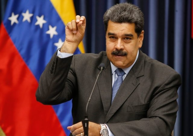 Nicolás Maduro(Foto: AP)