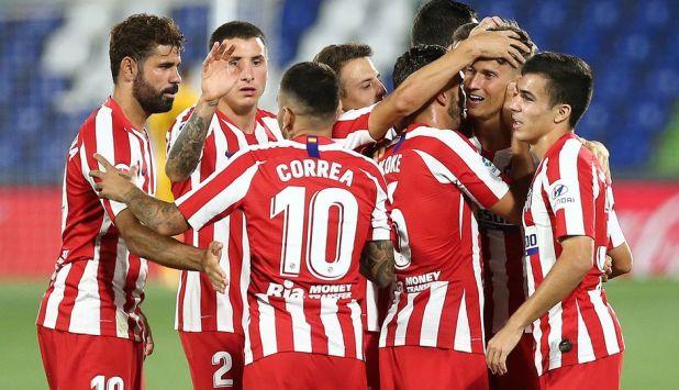 El Atlético de Madrid juega el jueves ante el RB Leipzig por la Champions League