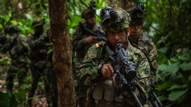 Más de 2.000 efectivos del Ejército y la Policía fueron dispuestos en la región del Bajo Cauca Antioqueño para frenar la expansión de las bandas criminales.