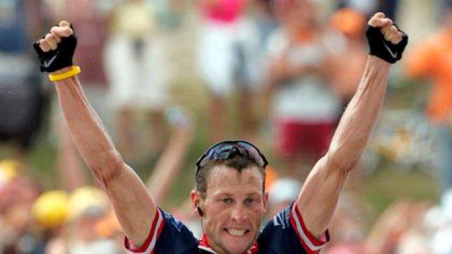 Armstrong era considerado como uno de los mejores deportistas de toda la historia (Reuters)