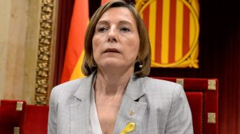 Carme Forcadell (AFP)