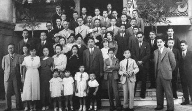The Japanese formed a small community in Mexico of about 6,000 inhabitants.  (Photos: Hernández Galindo archive and General Archive of the Nation)