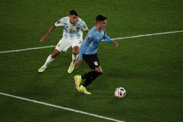 Argentina vs Uruguay Eliminatorias Mundial Qatar 2022