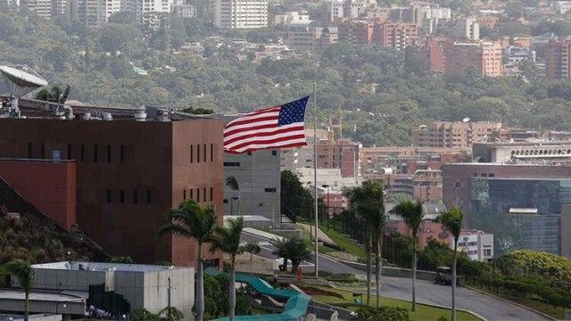 Embajada de los Estados Unidos en Caracas