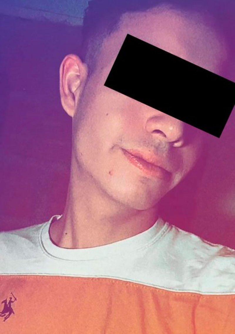 Cristian Zanetti, el sospechoso